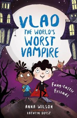 Fang-tastic Friends - Vlad the World's Worst Vampire 2 (Paperback)