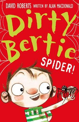 Spider! - Dirty Bertie 31 (Paperback)