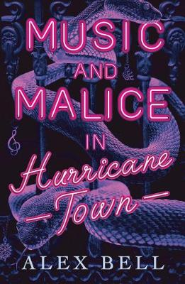 Music and Malice in Hurricane Town (Paperback)