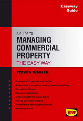 The Easyway Guide To Managing Commercial Property (Paperback)