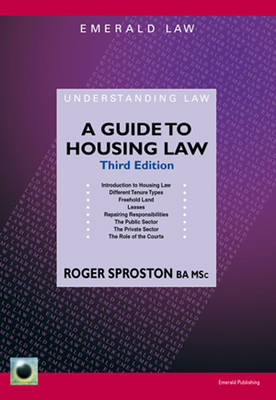 A Guide to Housing Law (Paperback)