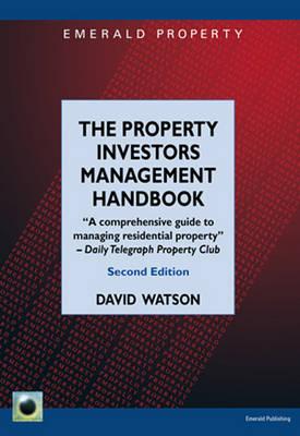 The Property Investors Management Handbook: Managing Residential Property (Paperback)