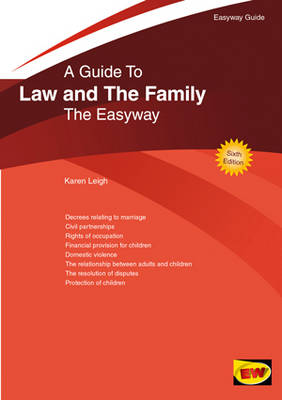 Easyway Guide to Law and the Family (Paperback)