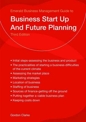 Business Start Up And Future Planning: Third Edition (Paperback)