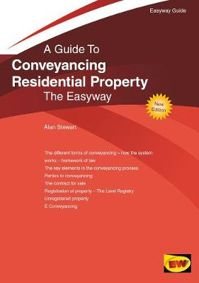 Conveyancing Residential Property: The Easyway (Paperback)