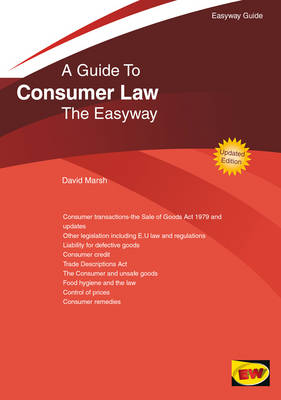 Easyway Guide To Consumer Law (Paperback)