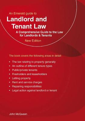 Landlord And Tenant Law (Paperback)
