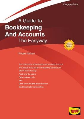 Bookkeeping And Accounts: The Easyway (Paperback)
