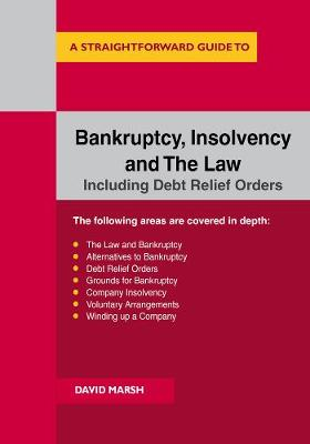 Bankruptcy Insolvency And The Law: A Straightforward Guide (Paperback)