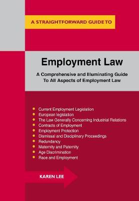 Employment Law: A Straightforward Guide (Paperback)