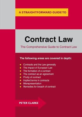 Contract Law: A Straightforward Guide (Paperback)