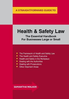 Health And Safety Law (Paperback)