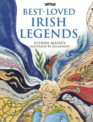 Best-Loved Irish Legends (Hardback)
