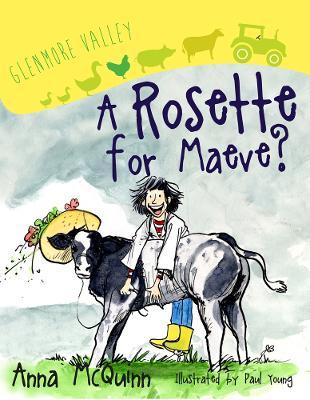 A Rosette for Maeve? - Glenmore Valley (Paperback)