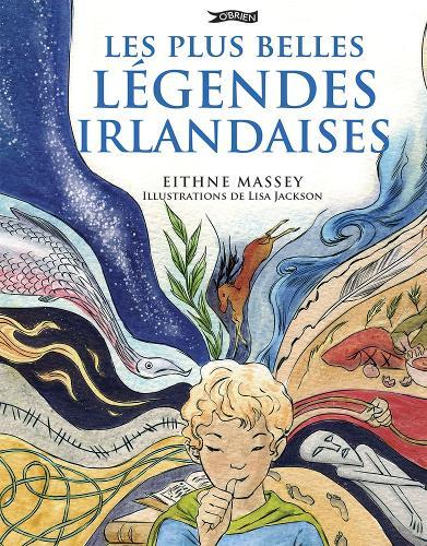 Les Plus Belles Legendes Irlandaises (Hardback)