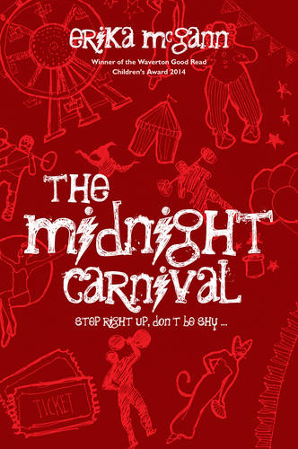 The Midnight Carnival: Step right up, don't be shy (Paperback)