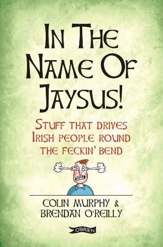 In The Name of Jaysus!: Stuff That Drives Irish People Round the Feckin' Bend (Paperback)