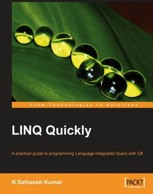 LINQ Quickly (Paperback)