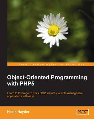 Object-Oriented Programming with PHP5 (Paperback)
