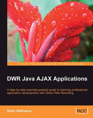DWR Java AJAX Applications (Paperback)