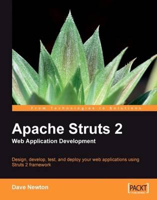 Apache Struts 2 Web Application Development (Paperback)