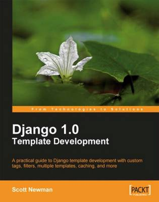 Django 1.0 Template Development (Paperback)