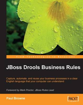 JBoss Drools Business Rules (Paperback)