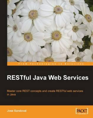 Restful Java Web Services (Paperback)