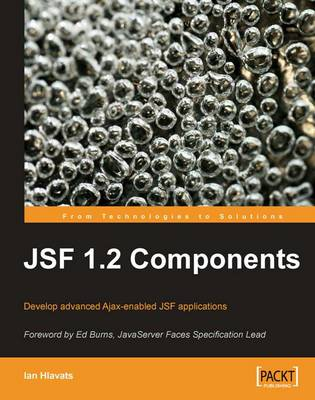 JSF 1.2 Components (Paperback)