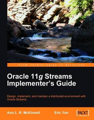 Oracle 11g Streams Implementer's Guide (Paperback)
