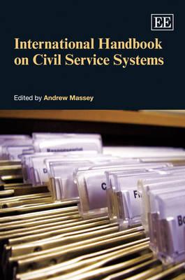 International Handbook on Civil Service Systems (Hardback)