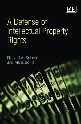 A Defense of Intellectual Property Rights (Hardback)