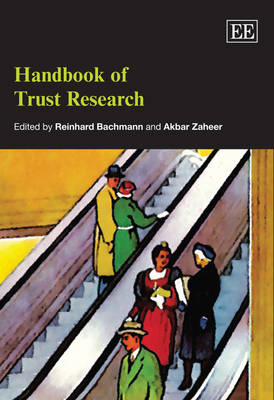 Handbook of Trust Research - Research Handbooks in Business and Management series (Paperback)
