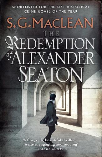 The Redemption of Alexander Seaton - Alexander Seaton 1 (Paperback)