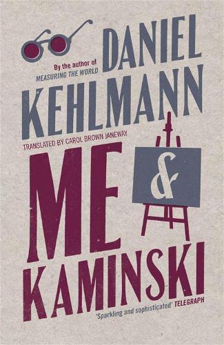 Me and Kaminski (Paperback)