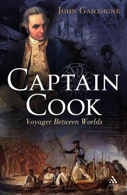 Captain Cook: Voyager Between Two Worlds (Hardback)