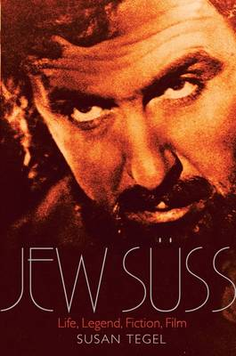 The Jew Suss: His Life and Afterlife in Legend, Literature and Film (Hardback)