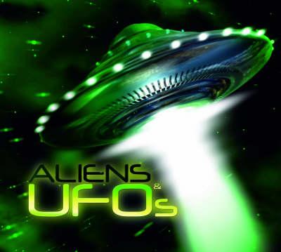 Aliens and UFOs (Hardback)