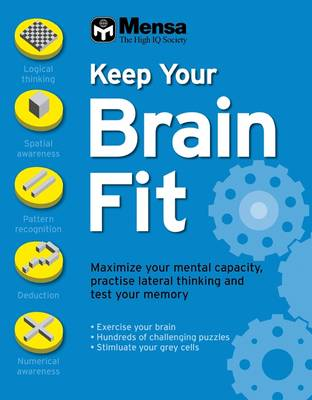 Mensa Keep Your Brain Fit (Paperback)