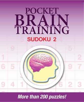 Pocket Brain Training: Sudoku 2 (Paperback)