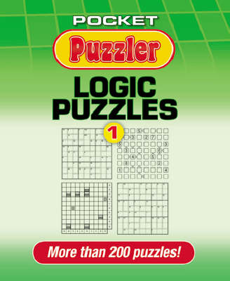 Pocket Brain Training Logic Puzzles (Paperback)