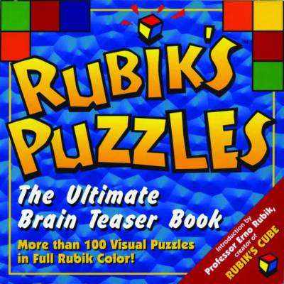 Rubik's Puzzles (Paperback)