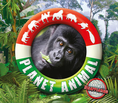 Planet Animal RC32: Saving Earth's Disappearing Animals (Paperback)