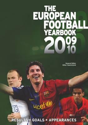 European Football Yearbook 2009-10 2009/10 (Paperback)
