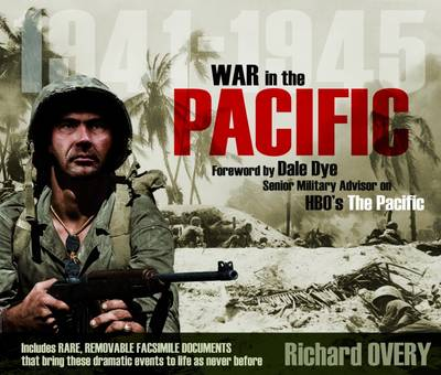 War in the Pacific 1941-1945 - Treasures and Experiences Series (Hardback)