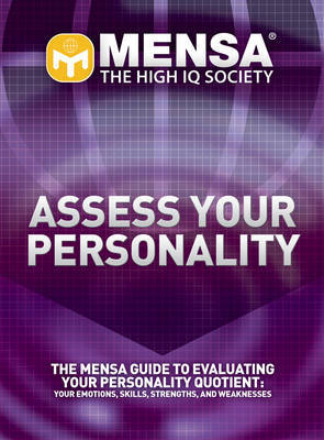 """Mensa"" - Assess Your Personality (Paperback)"