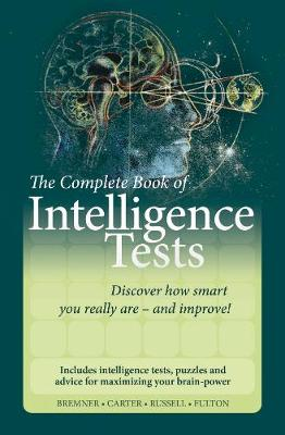 The Complete Book of Intelligence Tests (Paperback)