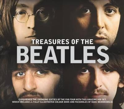 Beatles, Treasures, Unofficial (Hardback)