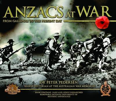 Anzacs at War - Treasures and Experiences Series (Hardback)