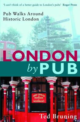 London by Pub (Paperback)